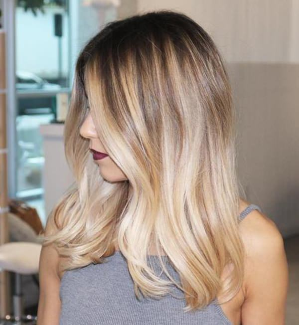 Balayage and Highlighted Long Hairstyles