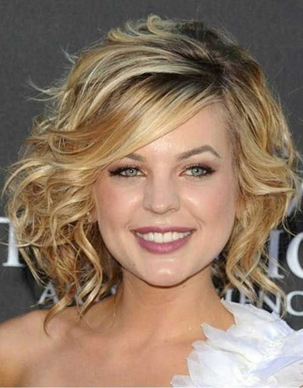 58 Most Beautiful Round Face Hairstyles Ideas - Style Easily