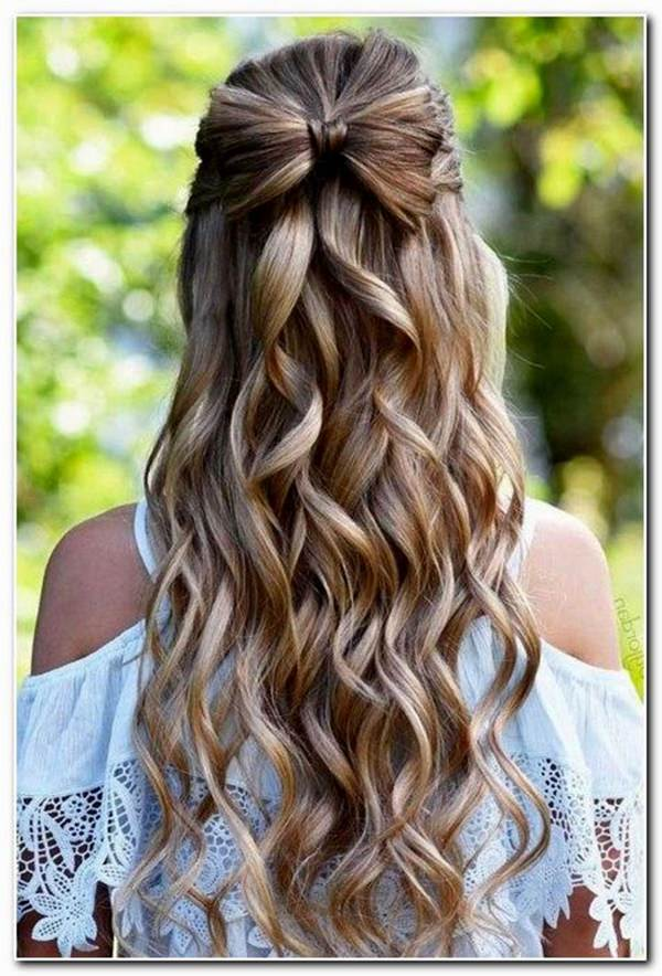 125 Delicate Bridesmaid Hairstyles For Your Best Friend ...