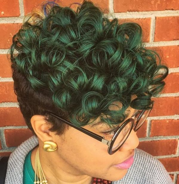 49 Perfect Curly Weave Hairstyle That Turns Your Head In 2019