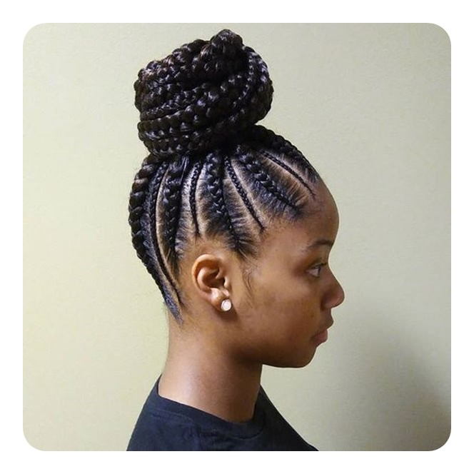 95 Best Ghana Braids Styles for 2019 - Style Easily