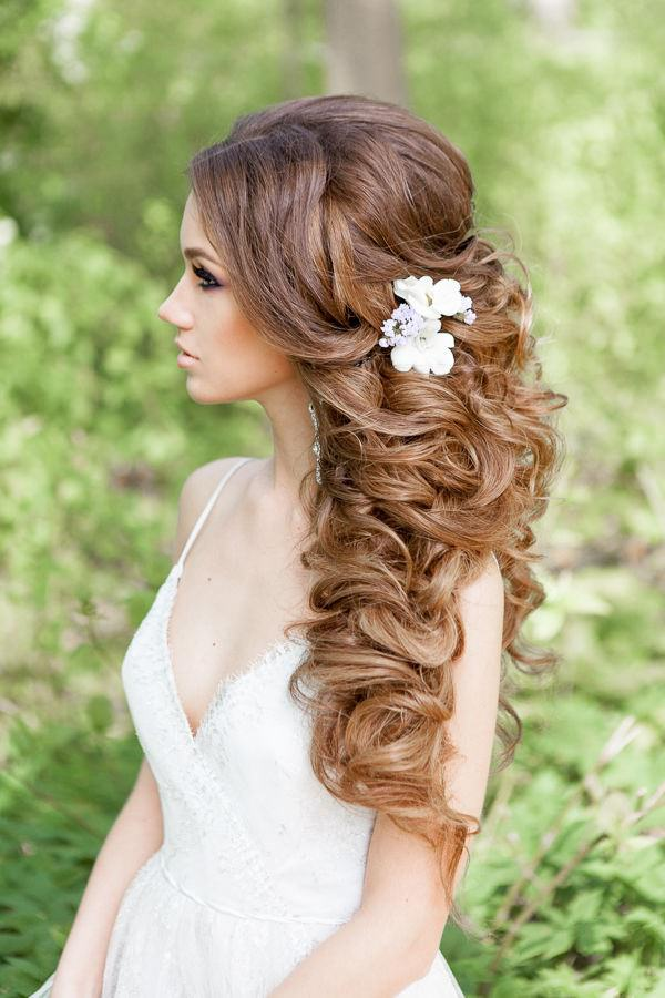 71 Wedding Hairstyles for Short, Medium \u0026 Long Hair , Style