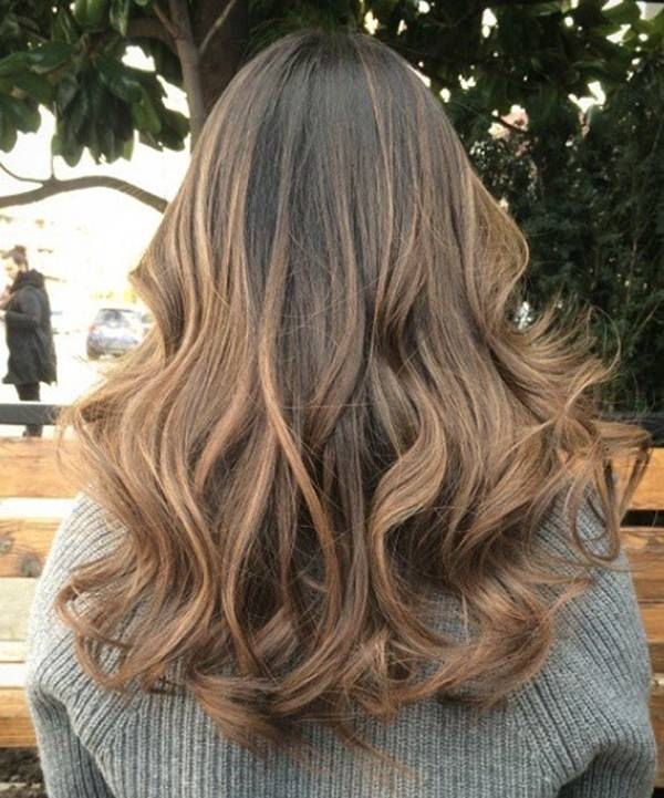 54 ash brown brunette hair style easily
