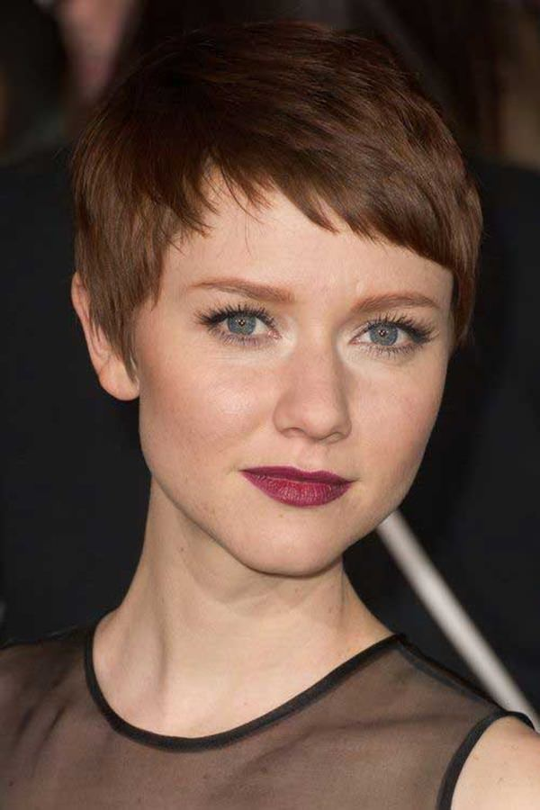66 Pixie Cuts For Thickthin Hair Style Easily