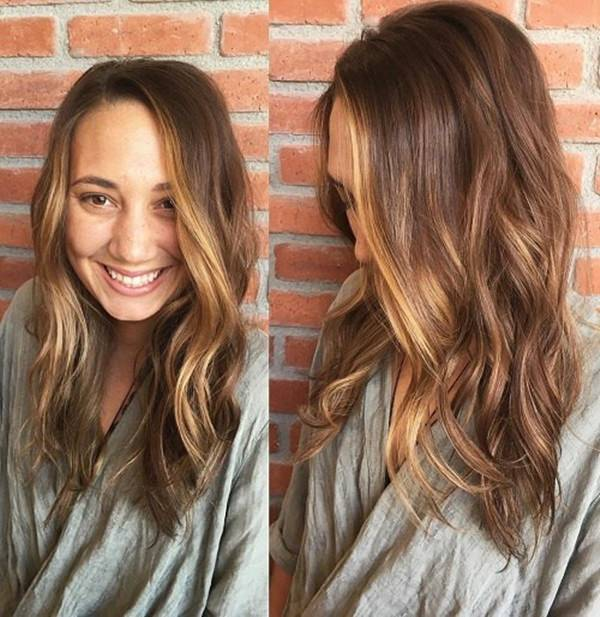 68 Incredible Caramel Highlights Trend That You Should Try