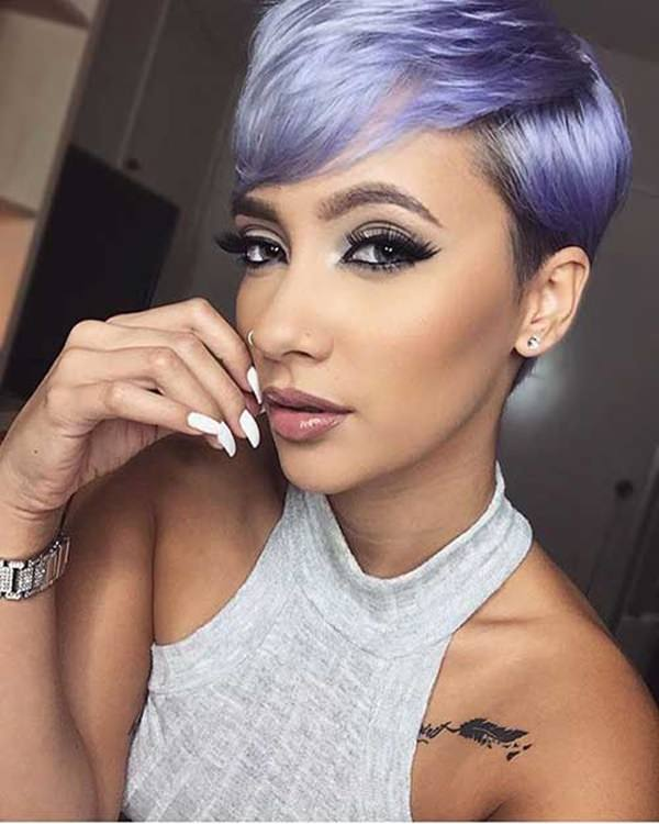 66 Pixie Cuts For Thick Thin Hair Style Easily