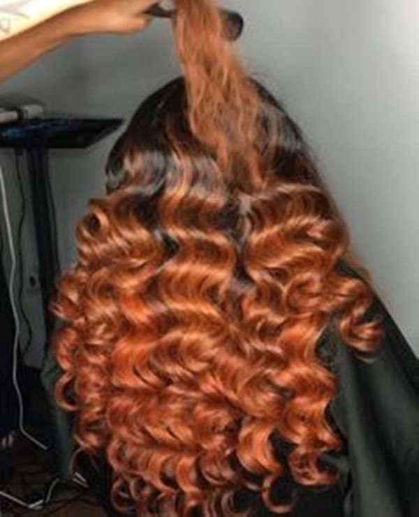 49 Perfect Curly Weave Hairstyle That Turns Your Head In 2018