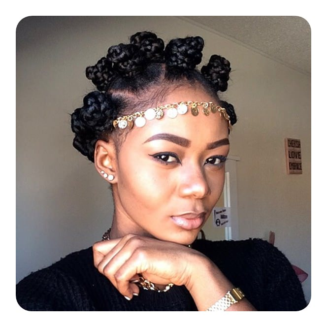 81 Cool Bantu Knots Hairstyles And Tutorial Style Easily
