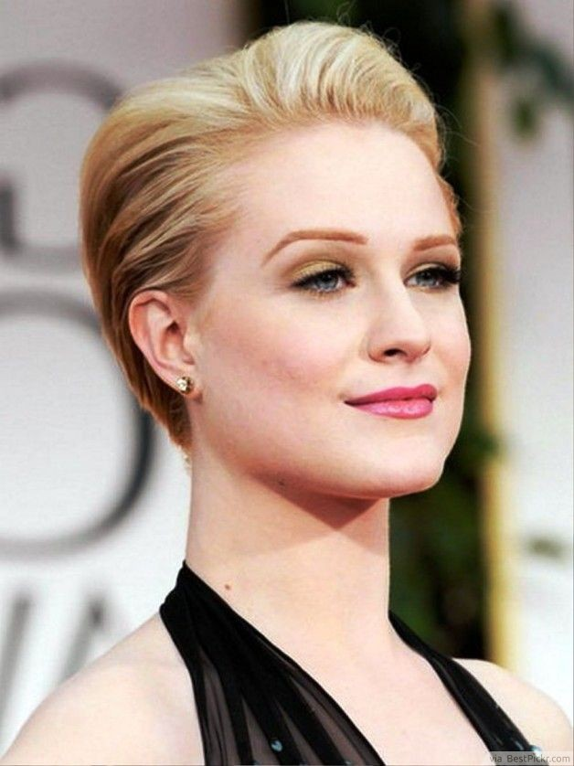 Prom Hairstyles For Short Hair 107