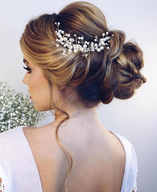 71 Wedding Hairstyles For Short Medium Long Hair Style