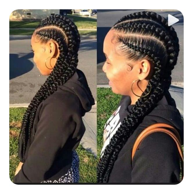 Scroll Down For More Ghanaids Styles Have Fun With Your Hair As I Always Say Try Different Styles You Only Get One Lifetime To Do So