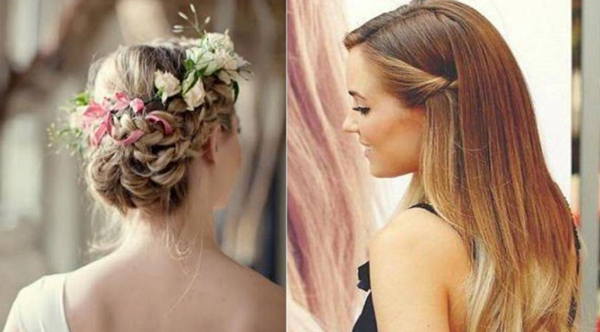 125 Delicate Bridesmaid Hairstyles For Your Best Friend Wedding