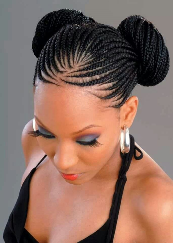 68 Inspiring Black Braid Hairstyles For Black Women Style Easily