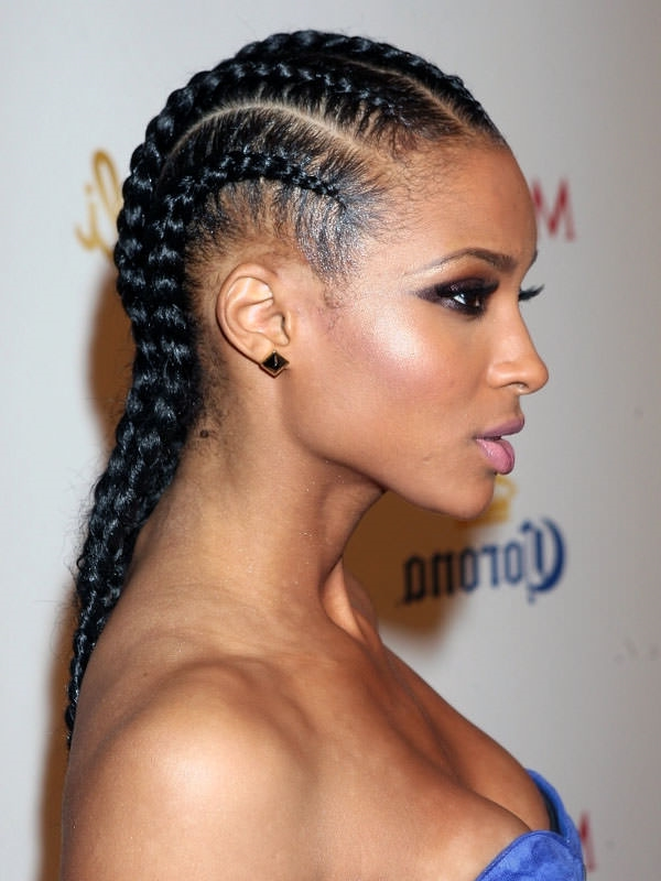 How To Braid Natural Black Hair