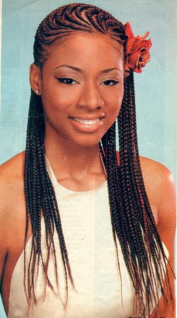 68 Inspiring Black Braid Hairstyles For Black Women - Style Easily
