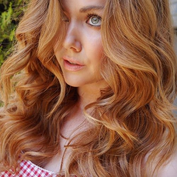 53 Strawberry Blonde Hair At Its Best - Style Easily