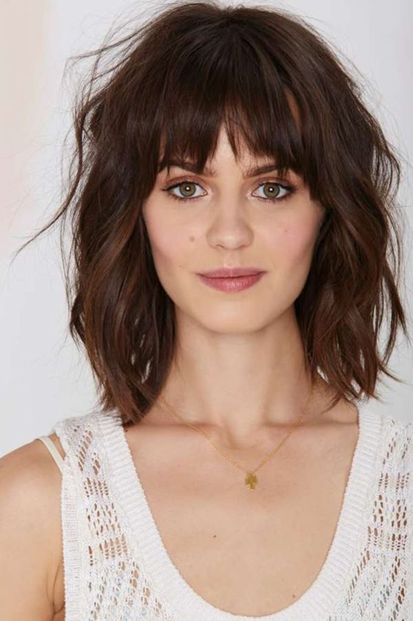 110 Best Shoulder Length Hairstyles To Try , Style Easily