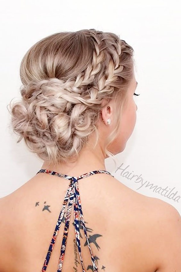 34 Easy Homecoming Hairstyles For 2018 Shortmedium Long