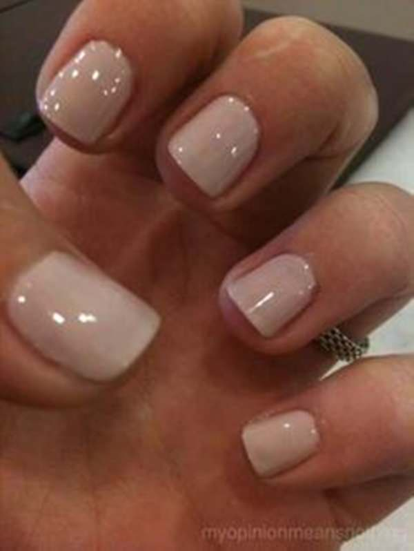 Short Acrylic Nails - 61 Acrylic Nails Designs For Summer 2019 - Style Easily