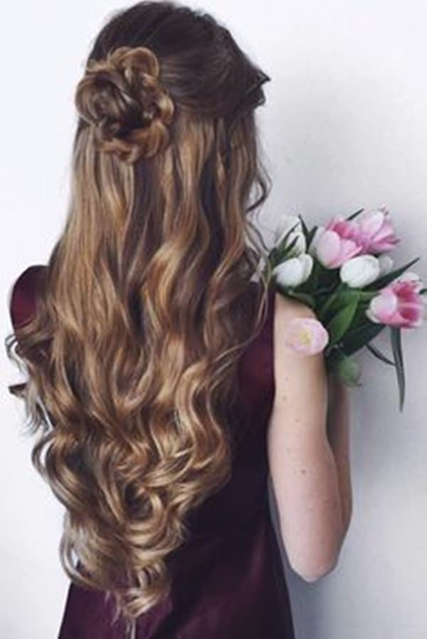 34 Easy Homecoming Hairstyles for 2019,Short,Medium \u0026 long