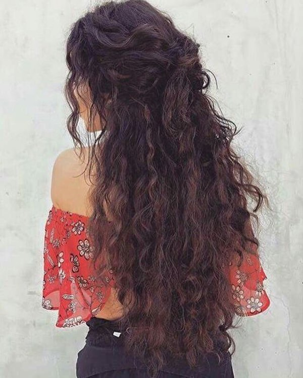 81 Stunning Curly Hairstyles For 2019 Short Medium Long Curly