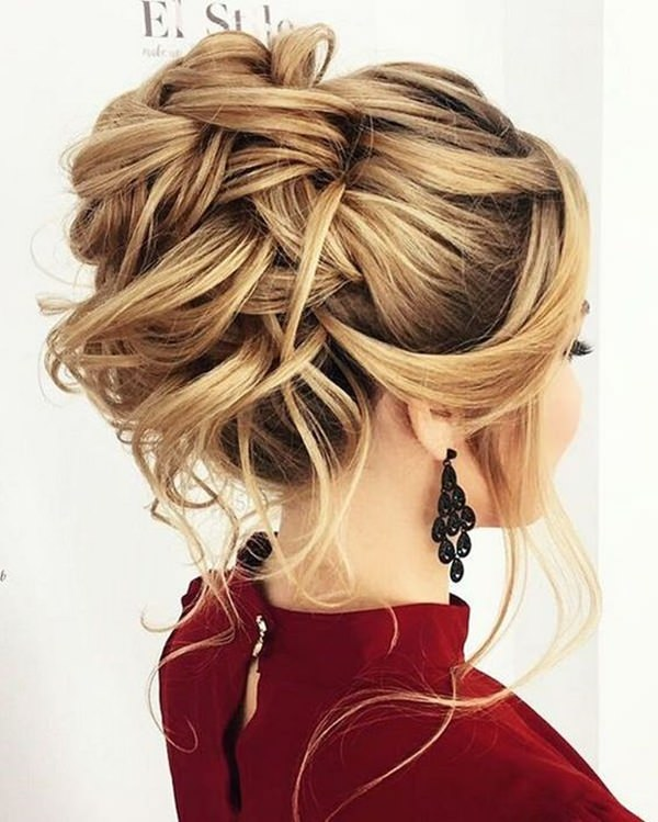 34 Easy Homecoming Hairstyles for 2019-Short,Medium & long ...