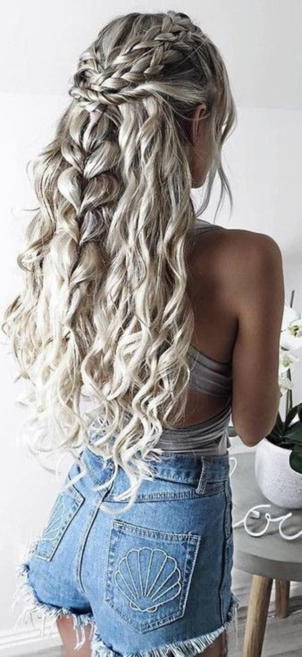 81 Stunning Curly Hairstyles For 2019 Shortmedium Long Curly