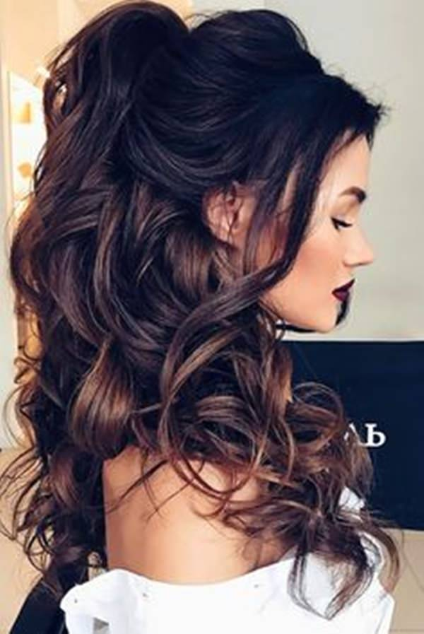 Curly And Wavy Another Hairstyle
