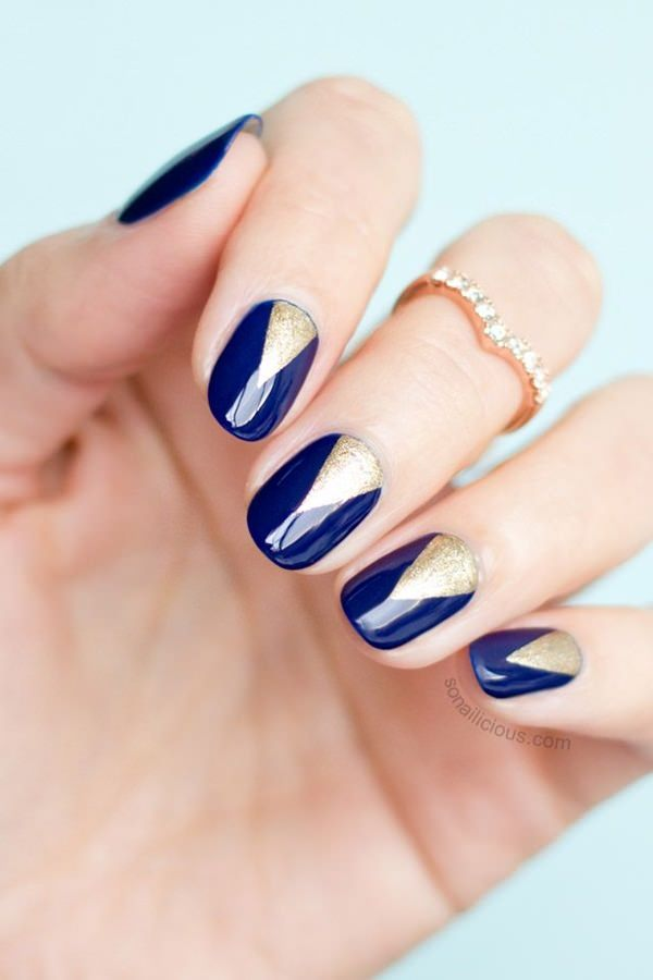 101 Easy Nail Designs for Beginners - Style Easily