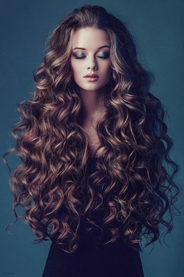 81 Stunning Curly Hairstyles For 2018 Shortmedium Long Curly