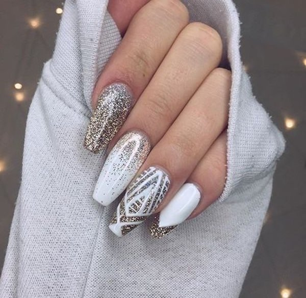 Aztec Designs - 73 Coffin Nails To Die For - Style Easily