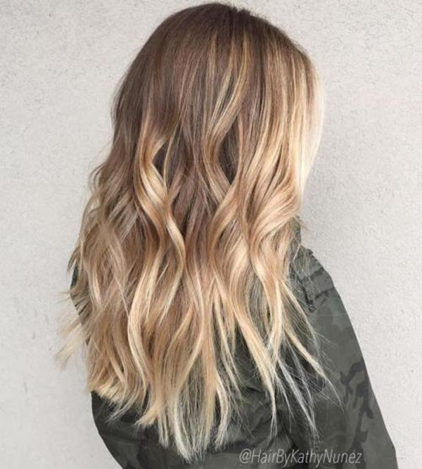 69 Of The Best Blonde Balayage Hair Ideas For You Style