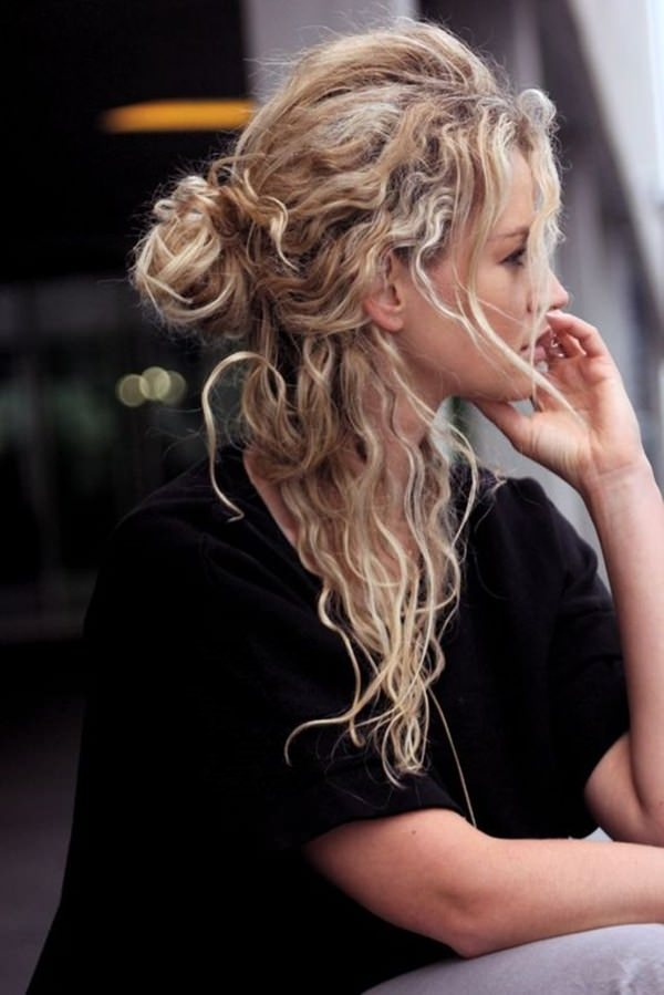 81 Stunning Curly Hairstyles for 2020-Short,Medium & long Curly Hairstyles - Style Easily