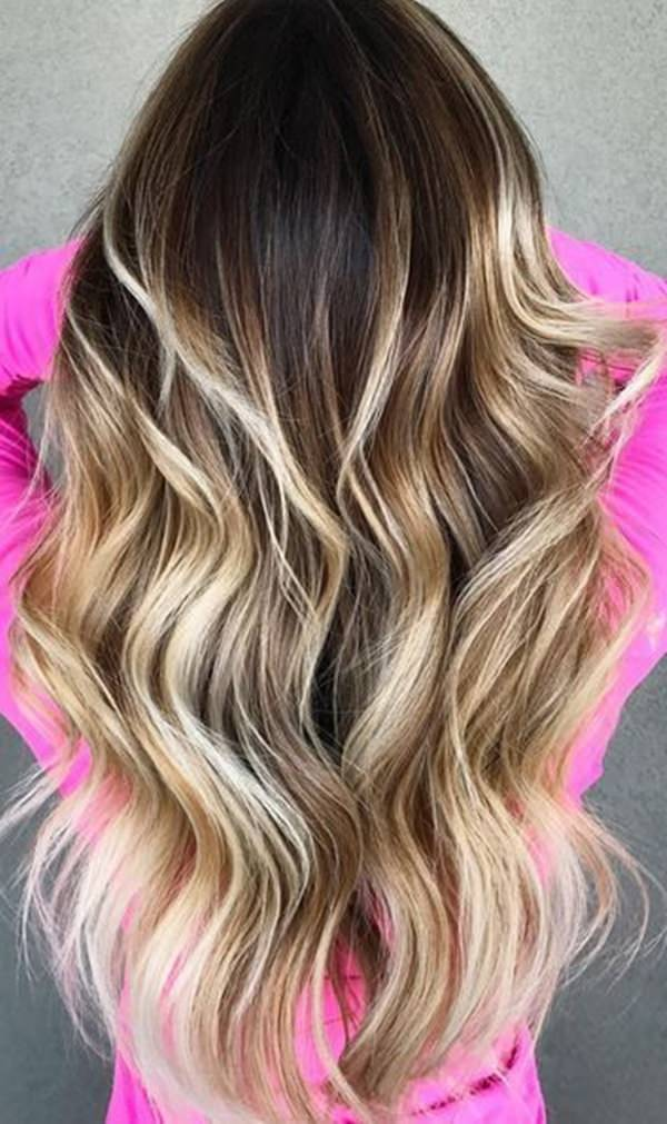balayage hair styles 69 of the best balayage hair ideas for you style 4879