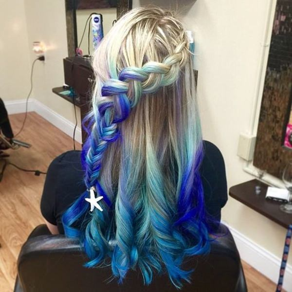 73 Extraordinary Mermaid Hairstyles That Will Turn Heads