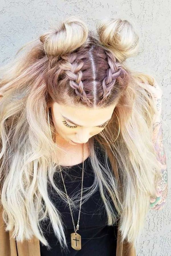 105 Dutch Braid You Can Rock This Season , Style Easily