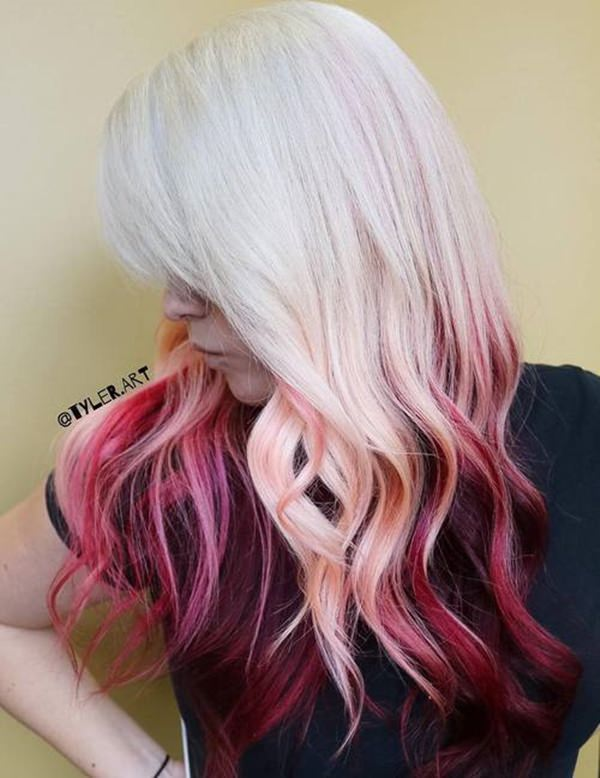 73 Extraordinary Mermaid Hairstyles That Will Turn Heads Style Easily