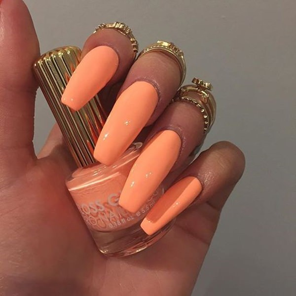 61 Acrylic Nails Designs For Summer 2020 Style Easily