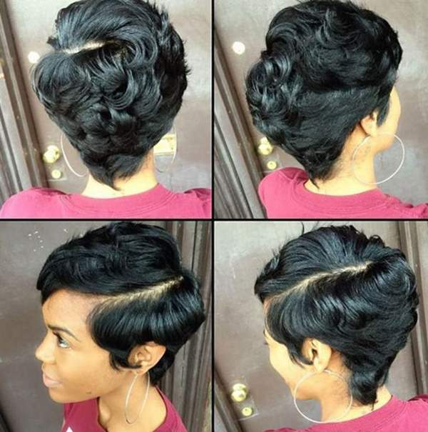 25 Best Short Black Hairstyles Ideas For 2018 - Style Easily
