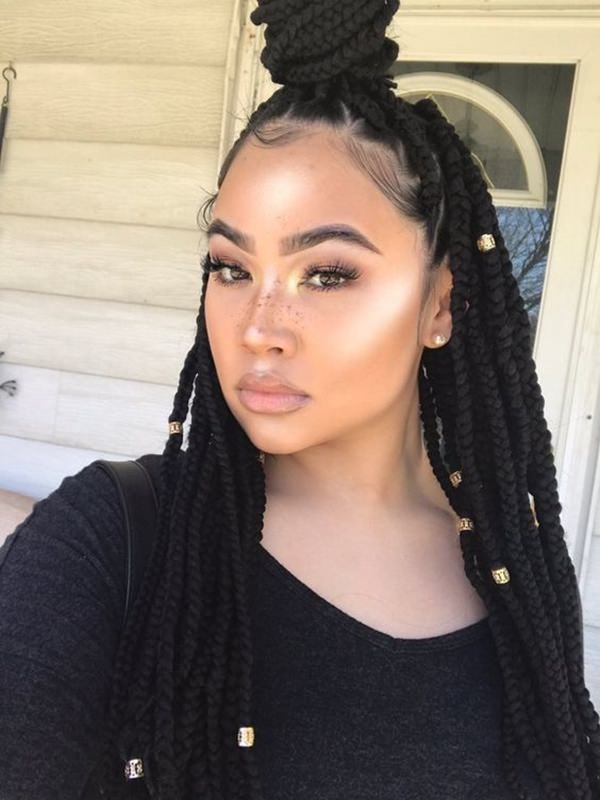 67 Incredible Goddess Braids to be Inspired from - Style ...