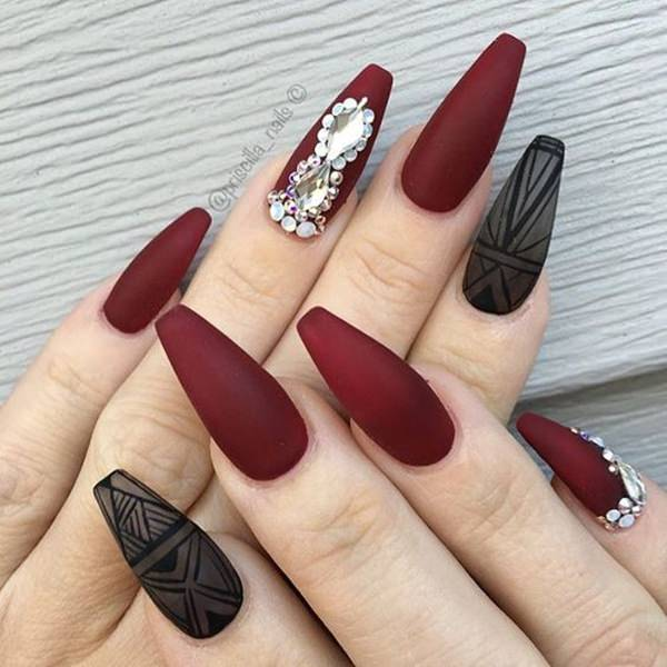 73 Coffin Nails To Die For Style Easily