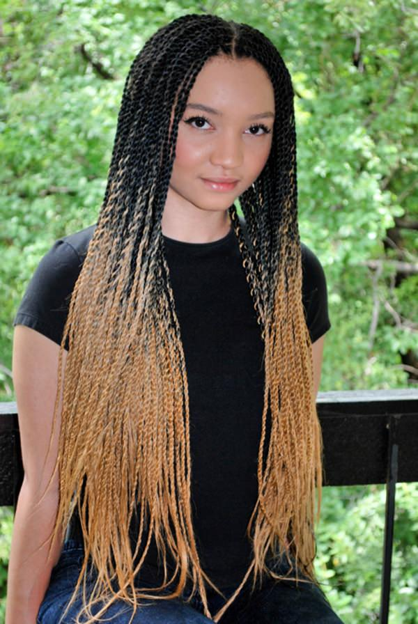 101 Micro Braids For You - Style Easily