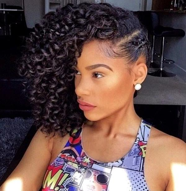 81 Stunning Curly Hairstyles for 2019-Short,Medium & long Curly ...