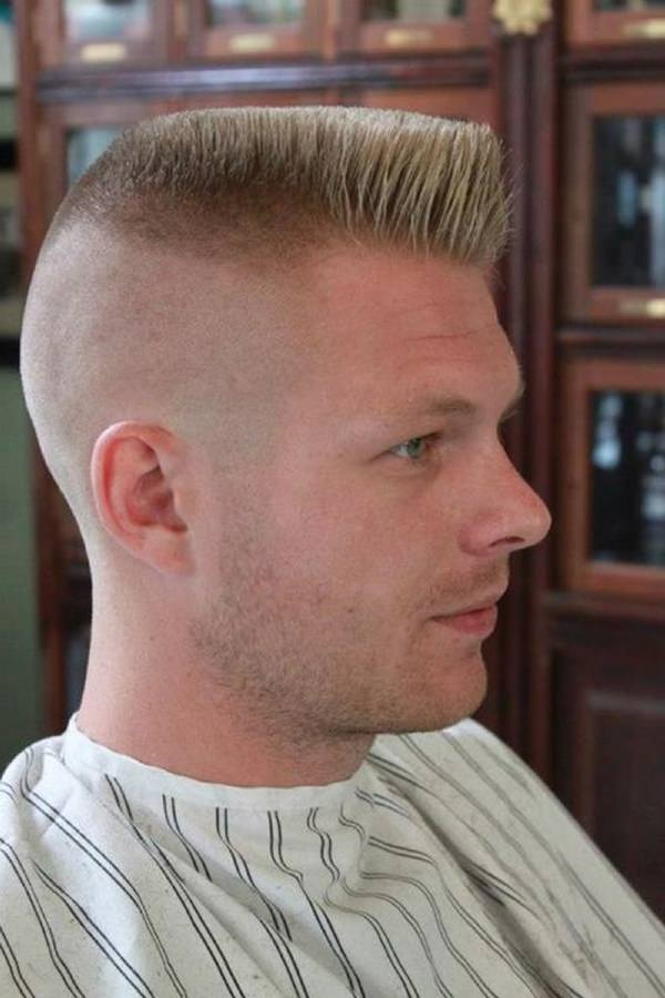 Short Flat Top Best Short Hair Styles