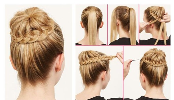 34 Step By Step Tutorials To Get The Perfect Messy Bun Style Easily