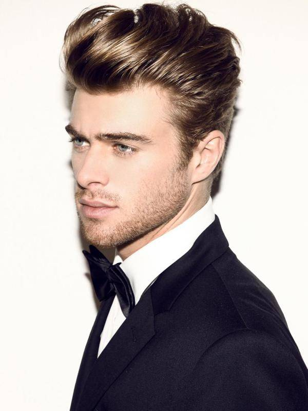 42 Pompadour Haircut And Style For Men Style Easily