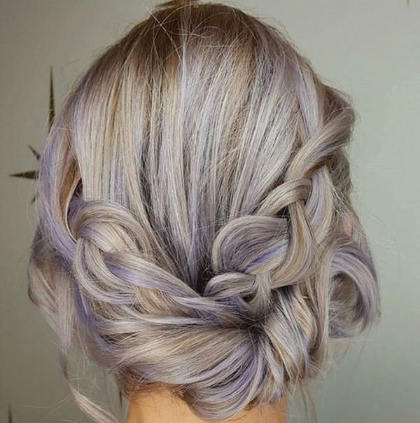 45 Incredible Lavender Hair Style That Will Blow Your Mind Style