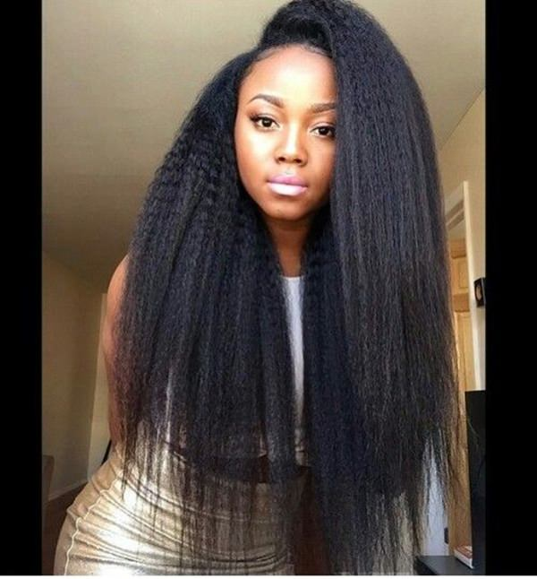 Straight Crimped Crochet