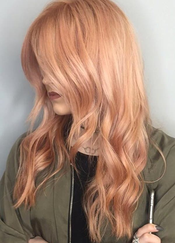 51 Stunning Rose Gold Hair To Steal The Show Style Easily
