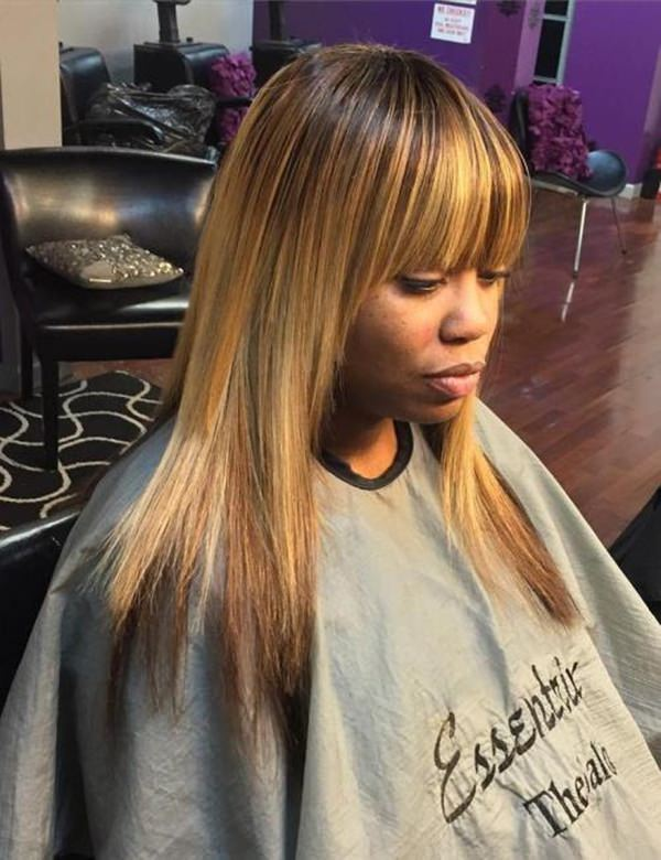 41 Of the Best Sew-In Hairstyles To Be Inspired From - Style Easily